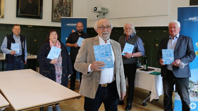 Reinhard Valenta, Ulla K. Schmid, Nicolai Kapitz, Klaus Strütt, Jeannot Weißenberger, Ino Hodapp